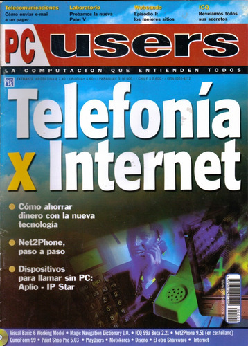 pc users extra n°22 | año x | 07/1999