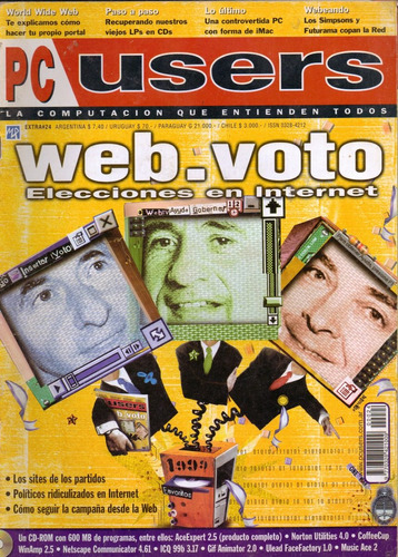 pc users extra n°24 | año x | 09/1999