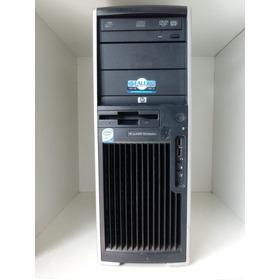 Pc Workstation Wx4600, Intel Celeron 450, 4gb Ddr2, 250gb