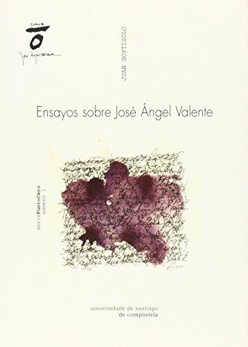 pc/1-ensayos sobre jose angel valente juan goyt envío gratis