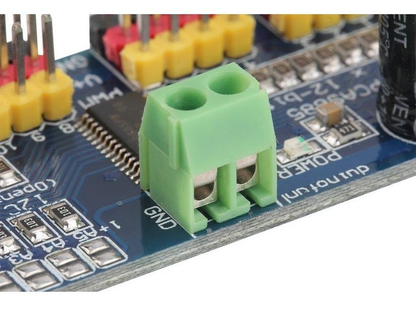 Pca9685 16 Canales 12 Bit Pwm Servo Motor Driver I2c Arduino