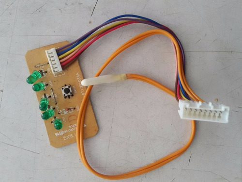pcb display nevera lg 6871jb2036a tarjeta electronica sensor