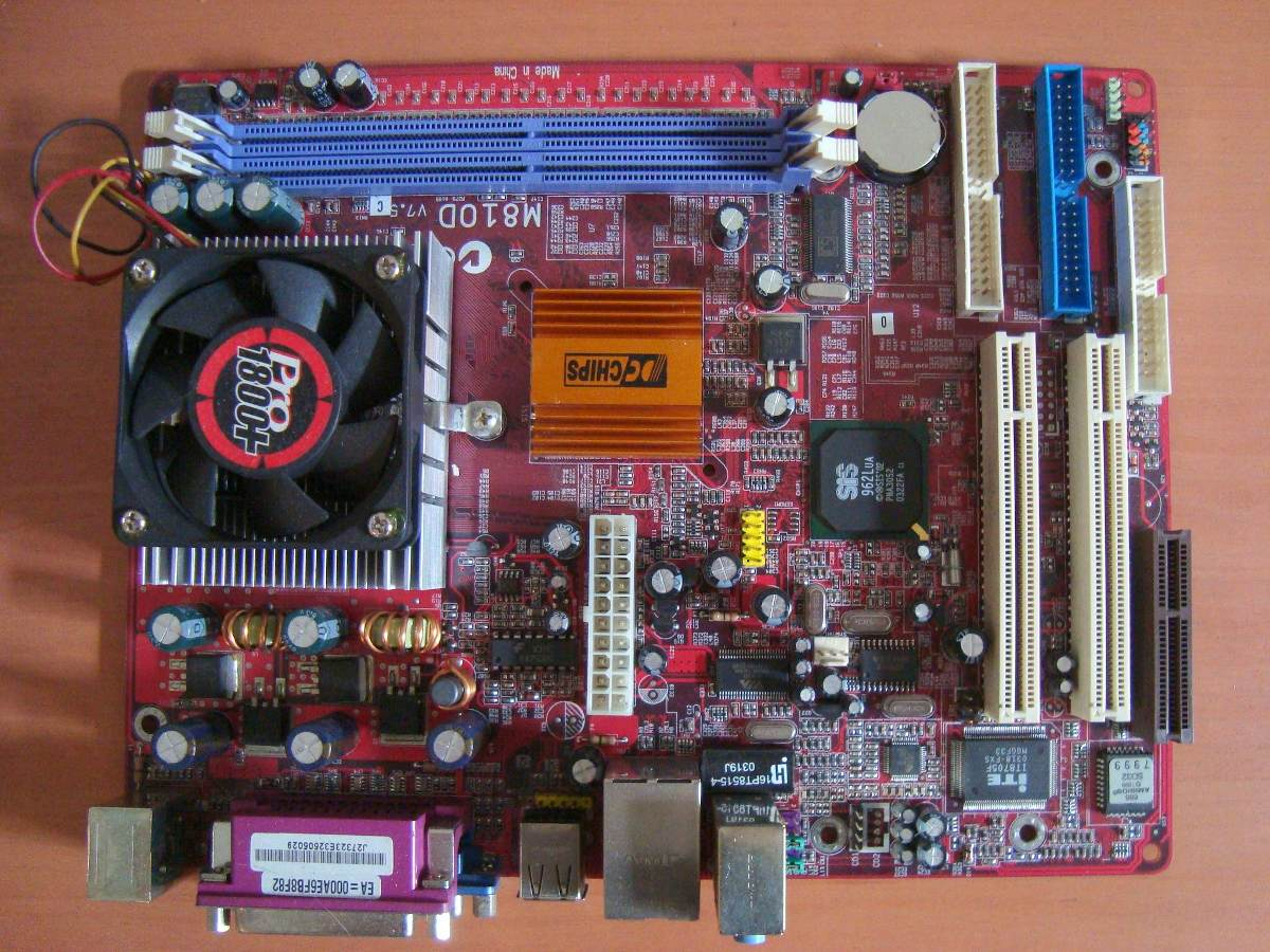 M810D MOTHERBOARD TREIBER WINDOWS XP