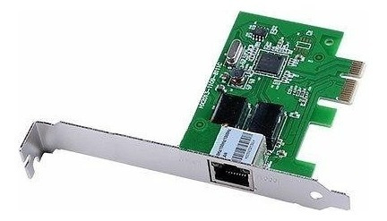 pci-e 10/100/1000mbps gigabit ethernet lan card win 7 64-bit
