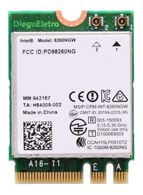 Pci Intel 2 4 E 5ghz Wireless 8260 Ngw Ngff Bluetooth 4 2 M2