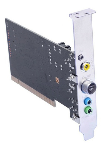 pci tv analogica sintonizadora radio ayuda fm