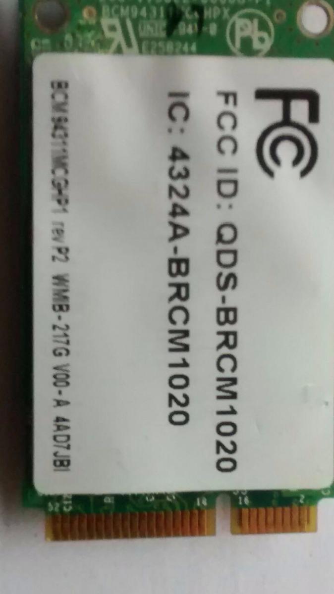 DRIVER: BROADCOM QDS-BRCM1020