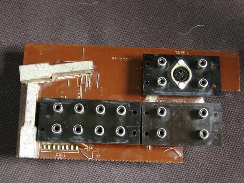 pci239c placa traseira amplificador gradiente model 246/1660