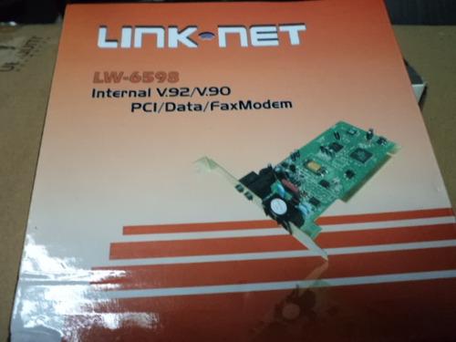 pci/data/fax moden