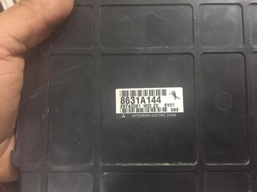 pcm computadora de motor mitsubishi galant v6 ralliant