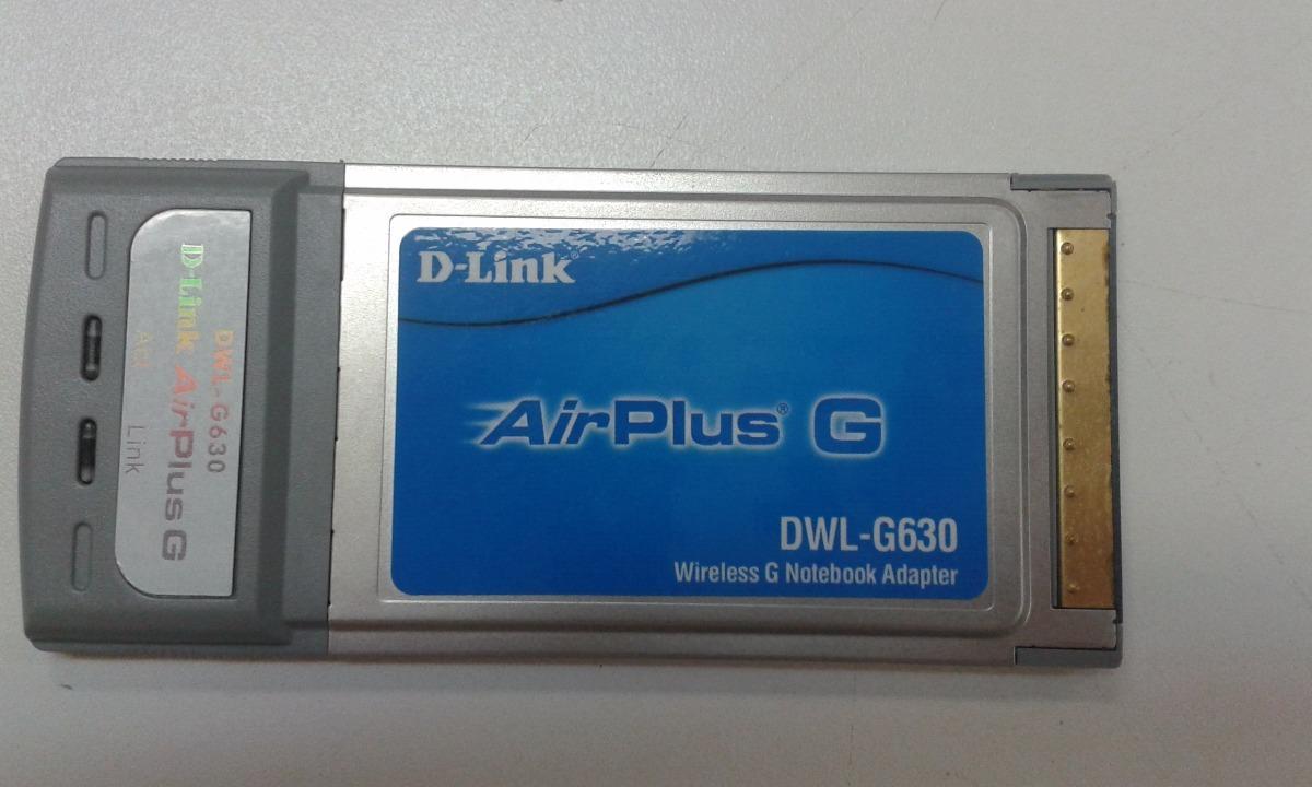 D LINK DWL G630 DRIVER FOR WINDOWS