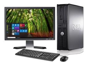 Hp Dc7800 _ Core 2 Duo Vpro E6750 _ 4gb Ddr2 _ 9500gt 1gb