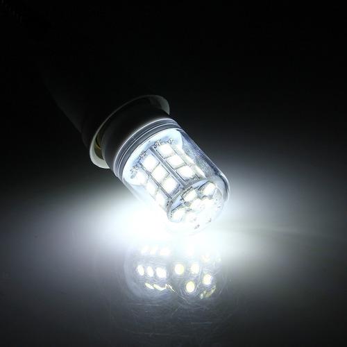 pcs gu leds bombilla ac 5 luz blanca