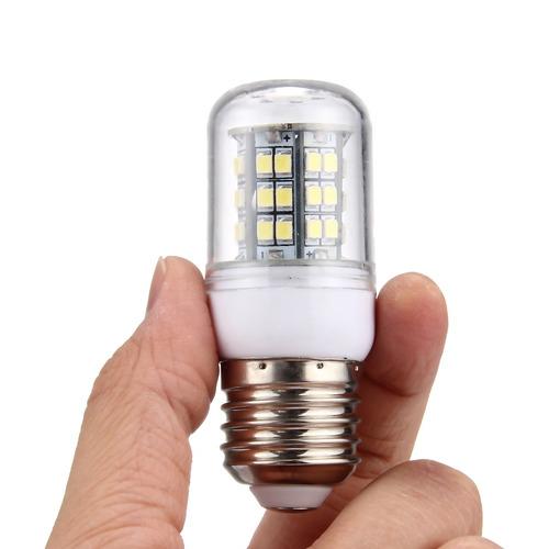 pcs led bombilla ac 5 luz blanca