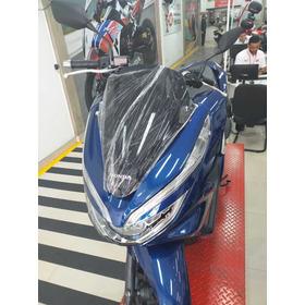 Pcx 150 Cbs 0 Km 2019/2020 Azul Com 3 Anos De Garantia