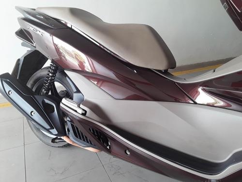 pcx 150 deluxe 18/18 automatico, unico dono, vend/trc/financ