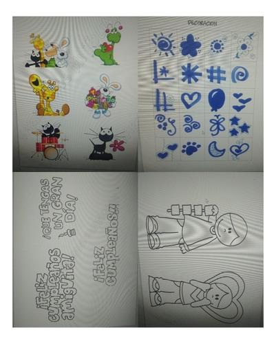 pdf letra y dibujos timoteo