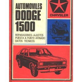 Pdf Manual Integral Taller Dodge 1500