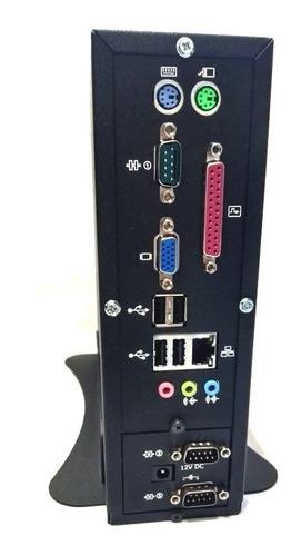 pdv rc8000 mini | 4 gb ram | 320 gb hd + teclado e mouse ps2