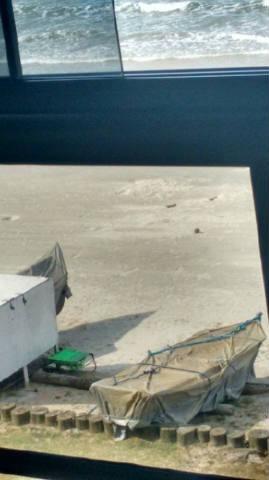 pé na areia - 5