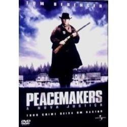 peacemakers a nova justiça dvd lacrado original