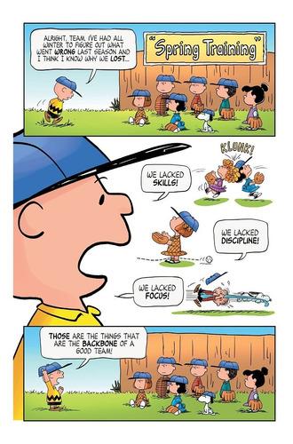 peanuts arco completo # 1 ao 4 (2011) kaboom