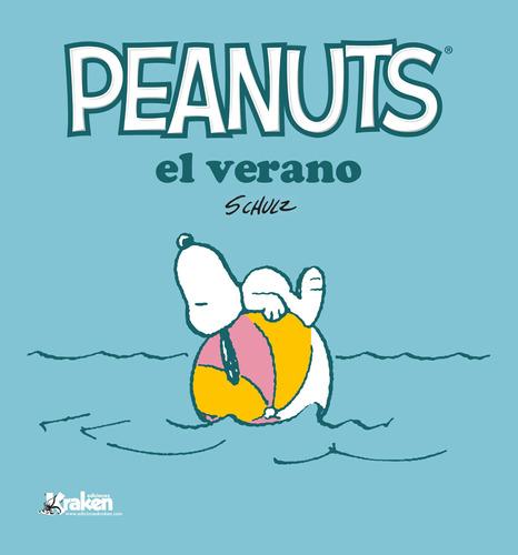 peanuts el verano, charles schulz, kraken