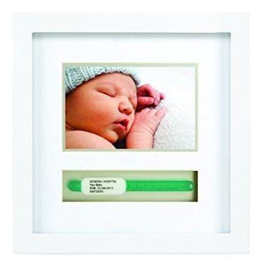 pearhead baby hosipital pulsera de identificacion y foto rec