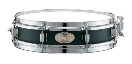 pearl drums - piccolo snare drum - negro