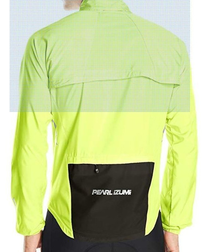 pearl izumi - elite barrier chaqueta ciclismo