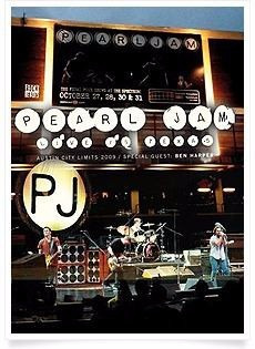 pearl jam live in texas dvd nac