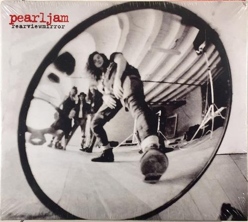 pearl jam - rearviewmirror - cd duplo digipak lacrado