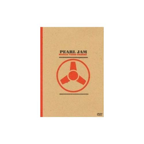 pearl jam single video theory importado dvd nuevo