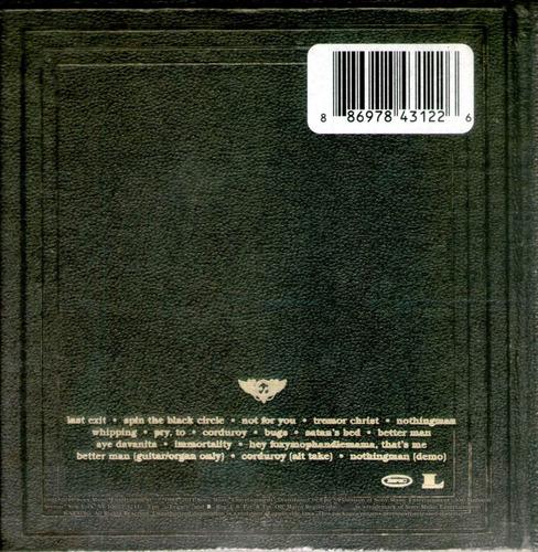 pearl jam vitalogy cd sellado uk nirvana soundgarden ciudad