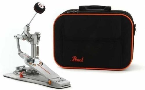 pearl pedal bombo simple demon drive directa valija p-3000d.
