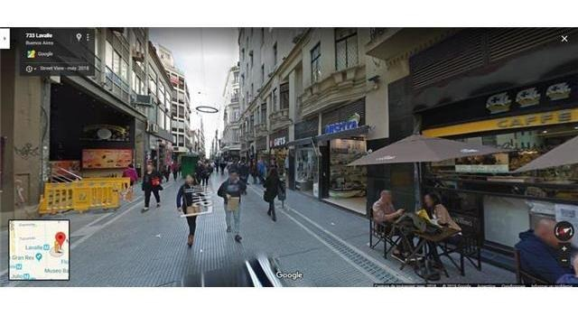 peatonal lavalle al 700 100 - centro norte (comercial) - locales locales - venta