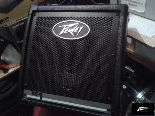 peavey kb1 amplificador multiple guitarra teclado microfono