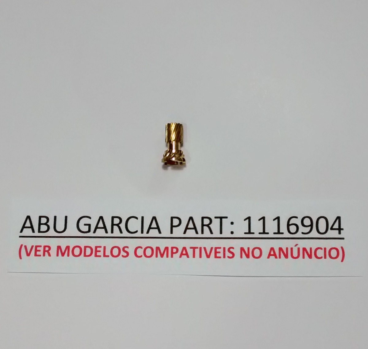 Pea Abu Garcia 1116904 Pinho 5500c3 6500c3 Leia Anuncio