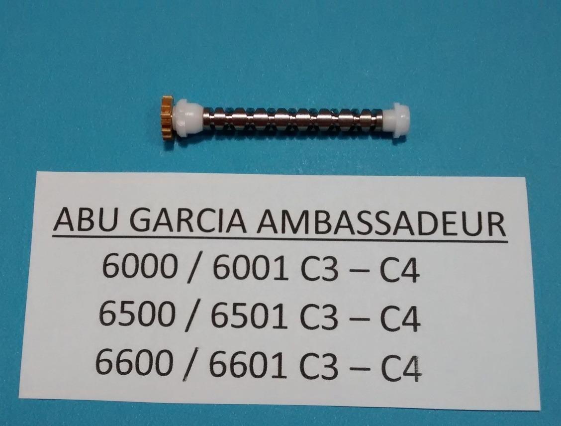 Pea Abu Garcia Ambassadeur 6000 6500 6600 Eixo Sem Fim