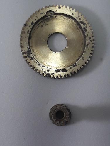 peça coroa e pinhão carretilha ambassadeur 5500 c3 direita