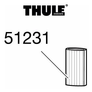 peça de reposição 51231 thule  unidade