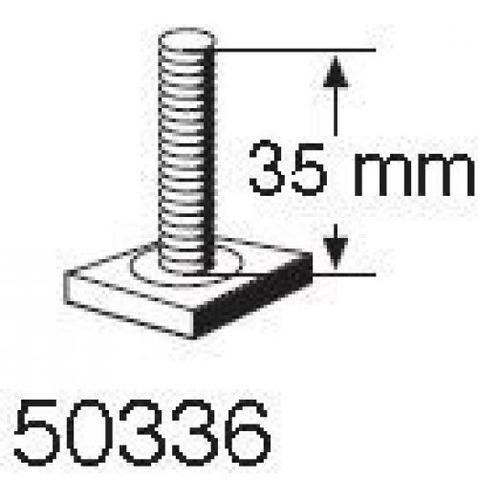 peça de reposição thule parafuso 50336 1 unidade