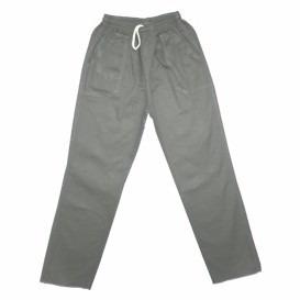 peça de uniforme profissional calça em brim pesado