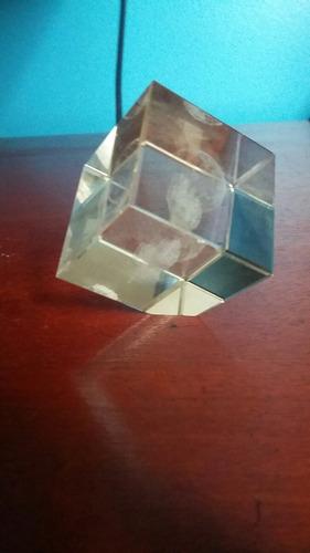 peça em vidro para decoração