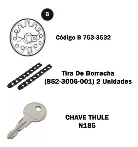 peça reposição 963pro - cód 753-3532 + chave n185 + 2 fitas
