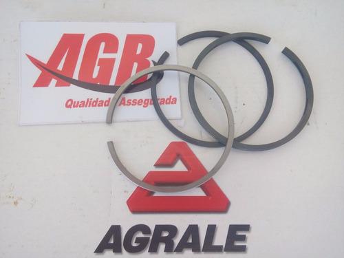 peças agrale, anéis do pistão std motor agrale m85
