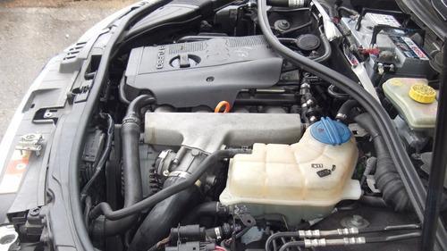 peças audi a4 1.8 turbo 2006 baixa motor cambio acabamentos