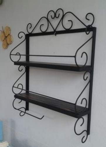 peças de decoração em ferro