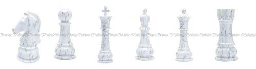 peças de xadrez de poliresina decorativo fino acabamento