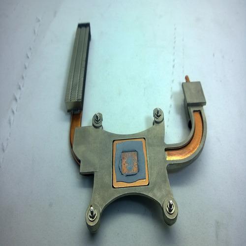 peças dell vostro 1310 dissipador de calor p/n: g928c
